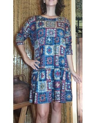 Vestido Diseño Crochet