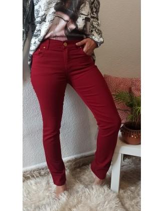 Pantalón 5 Bolsillos Zapata...