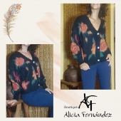 Chaqueta flores!! 💕💕 #chaqueta #flores #estampados #negro #invierno #new #estilo #moda #modamujer #🌸 #diseño #ootd #lookoftheday #tiendaderopa #boutique #boutiquealiciafernandez #ciudadlineal #pueblonuevo #calleemilioferrari #callealcala