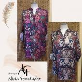 Preciosa blusa con estampado psicodélico, en 2 colores 🌈😍 #blusa #artpsicodelic #estampados #colores #estilo #diseño #moda #modamujer #look #ootd #otoño #new #comerciolocal #tiendaderopa #pequeñocomercio #boutique #boutiquealiciafernandez #ciudadlineal #pueblonuevo #calleemilioferrari #callealcala